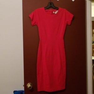 Stella McCartney Red Dress